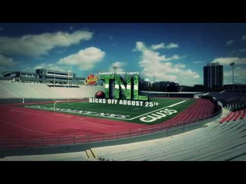 The CW35 - TNL Stadium