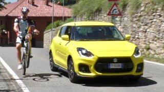 Suzuki Swift Sport, la potenza della leggerezza