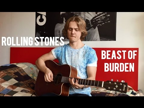 The Rolling Stones - Beast of Burden Acoustic Jam (MEV Experience)