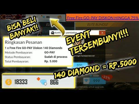 Promo Diskon 75 Cara Membeli Diamond Termurah Di Free Fire Garena Free Fire Indonesia Youtube