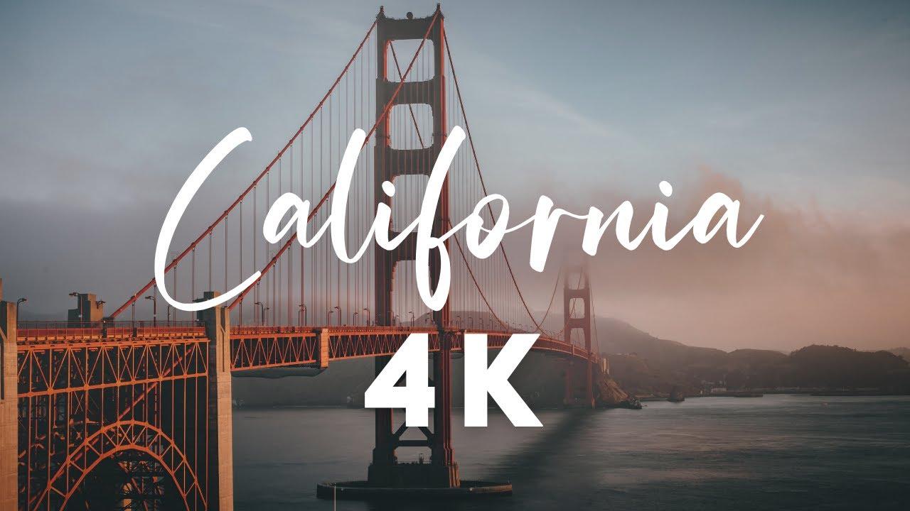 California 4K Video Ultra HD | 4K Video Ultra HD California | 4k Yosemite National Park