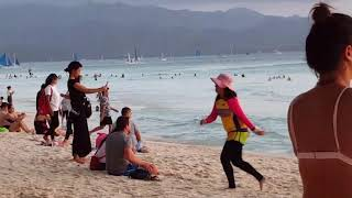 Boracay Philippines:The most beautiful sunset in Boracay