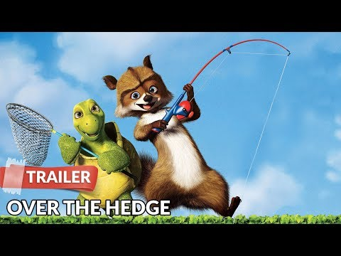 Over the Hedge 2006 Trailer HD | Bruce Willis | Steve Carell