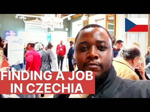 HOW TO FIND A JOB IN CZECHIA (No Czech Needed) | Websites, Benefits, Tips, Advice