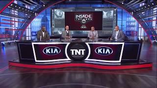 Cavaliers vs Raptors Game 4 Postgame Talk   Inside The NBA