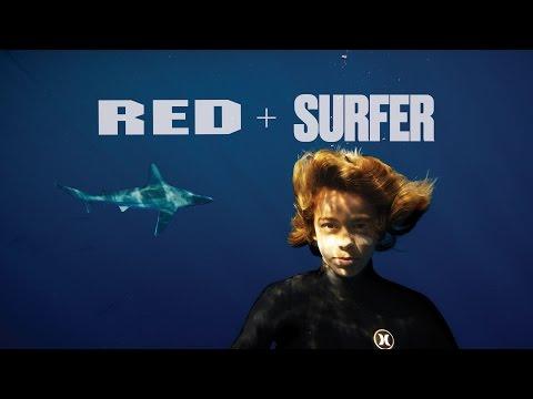 REDirect Surf 2015 - 4K Video - Aaron Lieber shoots Noah Beschen