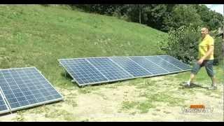 Installazione impianto fotovoltaico(La ditta Solar BFV di Roncegno Terme in Trentino vi parla dei benefici degli impianti fotovoltaici. Nello specifico, di cosa è un impianto fotovoltaico, gli aspetti ..., 2012-07-27T16:32:53.000Z)