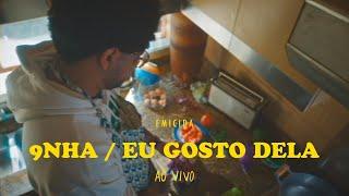 Emicida - 9nha/Eu gosto dela Ao Vivo - Ao Vivo part. Drik Barbosa #AmarEloAoVivo