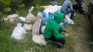 видео Луганські прикордонники затримали нелегалів з Африки