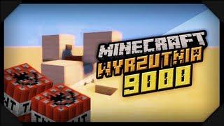 Minecraft: Wyrzutnia na 9000+ kratek w górę!