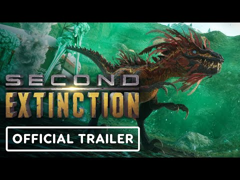 Second Extinction: War Effort - Official Trailer