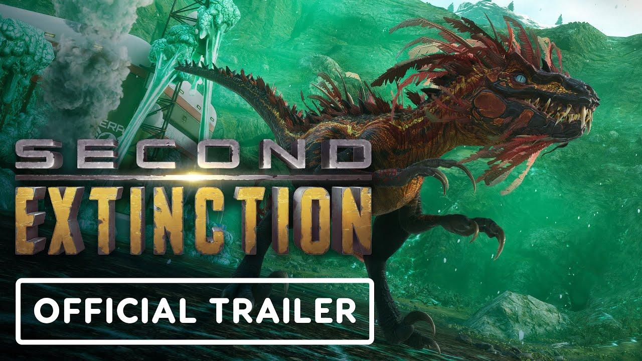 Second Extinction: War Effort - Official Trailer - IGN