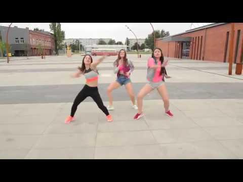 Vybz Kartel   Bicycle Ride   Choreography by Kasia Jukowska   new dancehall step #reverseit