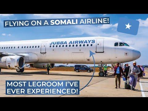 TRIPREPORT | Jubba Airways (ECONOMY) | Mogadishu - Nairobi | Airbus A321