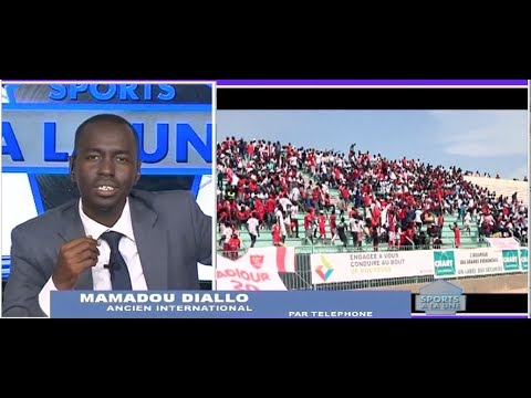 REPLAY - Sports A La Une - Pr : CHEIKH TIDIANE DIAHO - 17 Juillet 2017