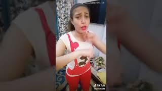 تجمع تيك توك بنات علي مهرجان (خربانة انتي خربانا )