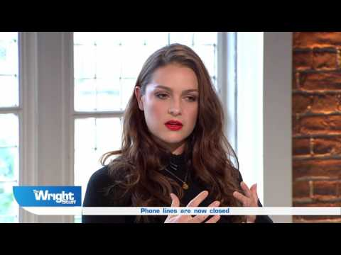 Hollyoaks star Anna Passey tells us about her character Sienna's cancer storyline #WrightStuff