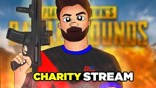 PUBG KR CUSTOMS LIVE | CHARITY STREAM |  !gpay !paytm