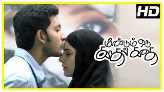 Meendum Oru Kadhal Kadhai Scenes | Isha meets Walter's family | Nasser warns Isha Talwar |GV Prakash