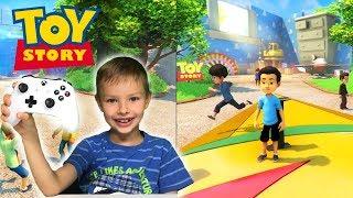 Toy Story і Виліт #6 - Rush: Пригода від студії Disney Pixar (Xbox One)