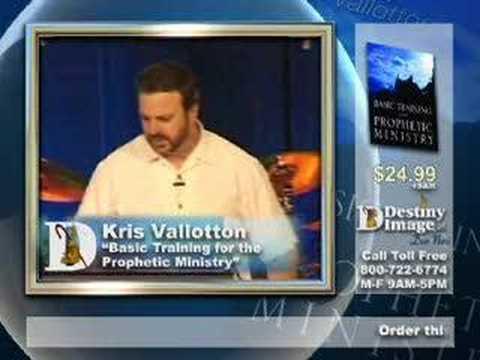 kris vallotton basic training prophetic ministry pdf