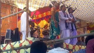 Khada Tamasha Khadi gammat शाहीर ललकार खडी गंमत चिंचभुवन वर्धा रोड नागपूर दत्त जयंती उत्सव २०१५