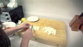 Cooking Minute - Summer Tomato Mozzarella Pasta Salad By Michelle