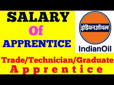 Salary Of IOCL Apprentice || Salary Of Graduate Apprentice || Stipend Of Apprentice IN IOCL