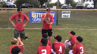 Little League Pregame Speech - Win at all cost