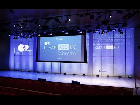 Clean Ads I/O Digital Advertising Conference – 2015 Highlights Video