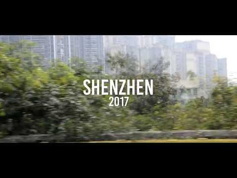 Shenzhen roads. Traveling to Shenzhen