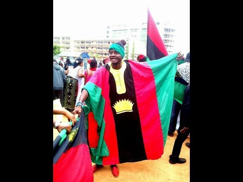 BREAKING NEWS:THE INAUGURATION OF THE BIAFRAN FIRST EMBASSY.