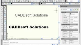 AutoCAD Text Command Tutorial | Text Size | Text Style | Text Scale