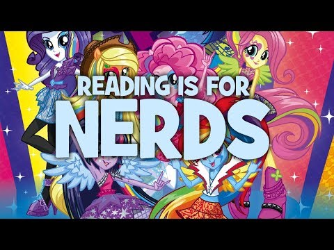 Equestria Girls - Rainbow Rocks (Reading of the Book)