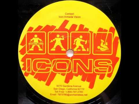 Icons - Capture The Flag (Instrumental)