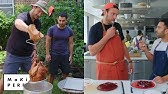 Brad and Andy Try to Make the Perfect Turkey & Cranberry Sauce   Making Perfect: Thanksgiving Ep 1