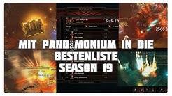 Diablo 3: Mit Pandämonium in die Bestenliste (Season 19)