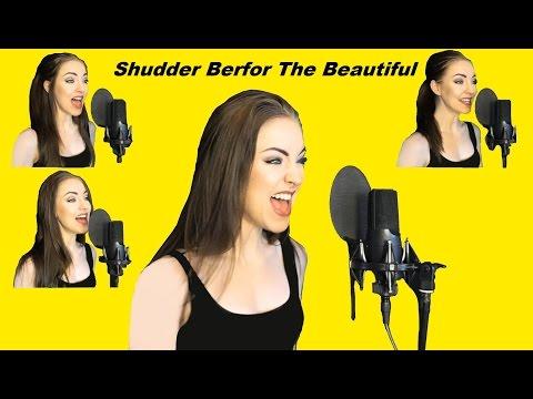 Nightwish - Shudder Before The Beautiful ( Minniva feat Gisha Djordjevic ) Cover collab