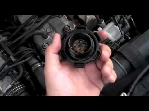 Signs Of A Blown Head Gasket >> Symptoms of a Bad Head Gasket - YouTube