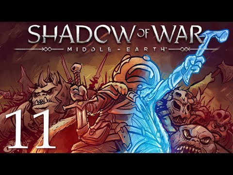 Middle Earth Shadow of War Gameplay Walkthrough Part 11: Guess Who?