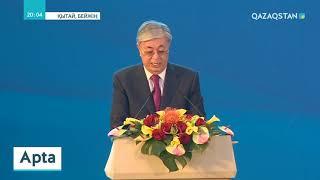 Президенттің Қытайға мемлекеттік сапары барысында 10 маңызды құжатқа қол қойылды