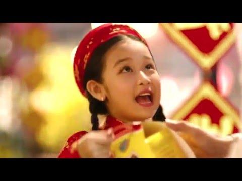 TVC Thạch rau câu Long Hải quảng cáo Tết