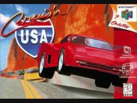 Cruis'n USA - Deadwood Ride (Arcade Version)