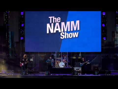 Ben Cesare at  NAMM 2019 - Midnight Train to Memphis (Chris Stapleton Cover)