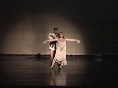 IRINA IVANOVA & AUGUSTO P. ESPARTACO BALLET
