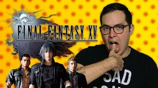 Final Fantasy XV - Hot Pepper Game Review | Hot Pepper Gaming