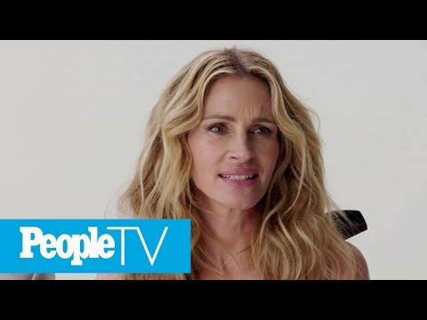 Julia Roberts On The 'Pick Me' Scene In 'My Best Friend's Wedding' | PeopleTV | Entertainment Weekly