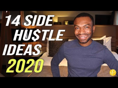 14 HIGH PAYING SIDE HUSTLE IDEAS for 2020 to START TODAY With Little Money!