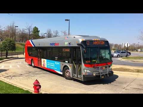 WMATA Metrobus & PG County Transit THE BUS Mini Action Series #12