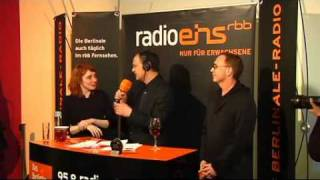 ITV Angélique Bosio + Bruce LaBruce | Berlinale Nighttalk